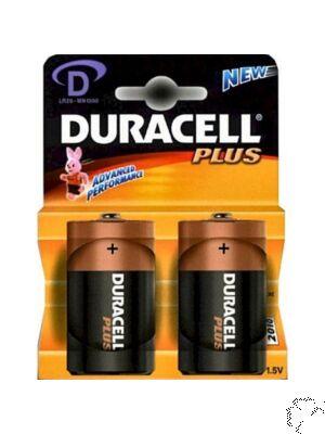 Duracell plus power torcia 2pz